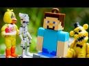 Freddy Minecraft Oyunları!🗻 Animatronikler'in GERÇEK mağaradaki evi YOK et!💣🔪 MağaraMacerasıOyunu