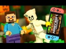 Лего Нубик Майнкрафт и Ниндзяго Мультики Все Серии Подряд Мультфильмы для Детей...