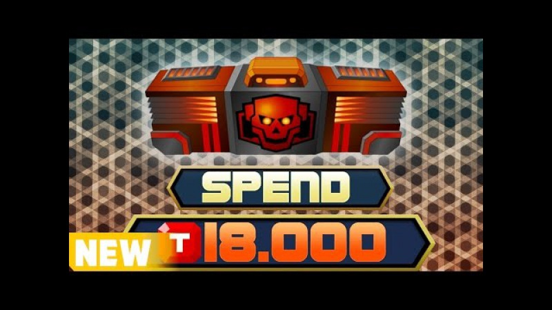 [SuperMechs] OPEN 30 ULTRA MYTHICAL ITEM BOXES 18,000 TOKENS SPEND I HAVE ALL MYTHICALS
