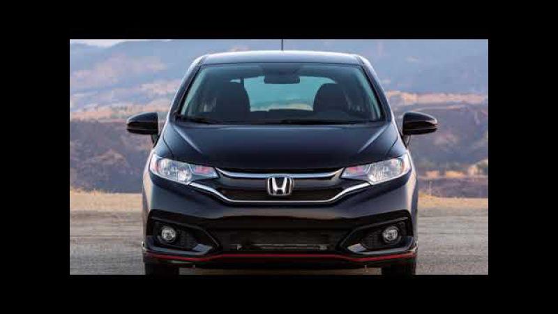 2018 Honda Fit HFP