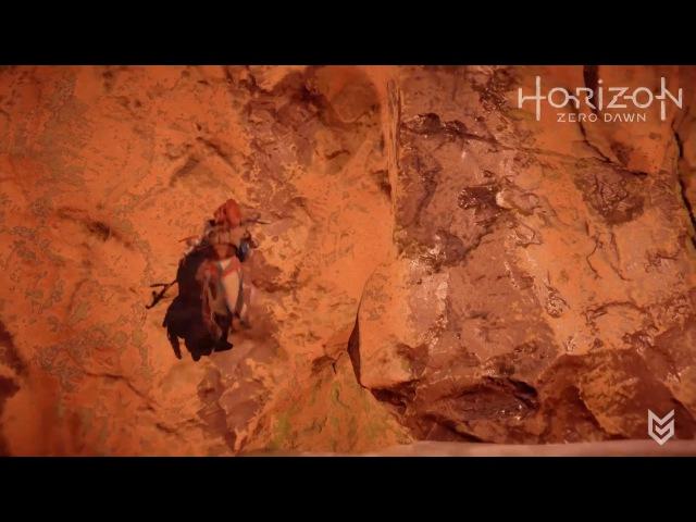 Horizon Zero Dawn Aloy Animation Reel by Niek Neervens