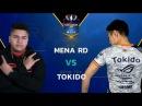 SFV Rise MenaRD vs Echo Fox Tokido - Capcom Cup 2017 Grand Finals - CPT2017