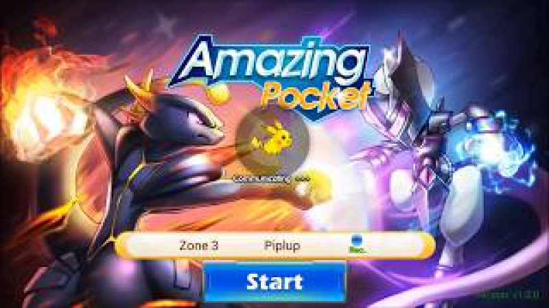 Amazing Pocket android game first look gameplay español