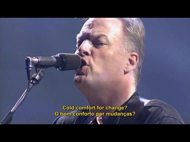 Pink Floyd - Wish You Were Here (Live) - Legendado em PT/ENG