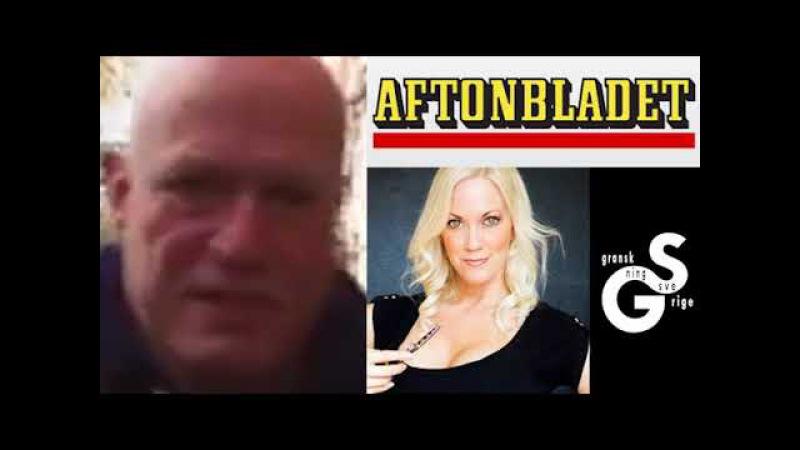 Robert Aschberg afghan hotar ensam tjej