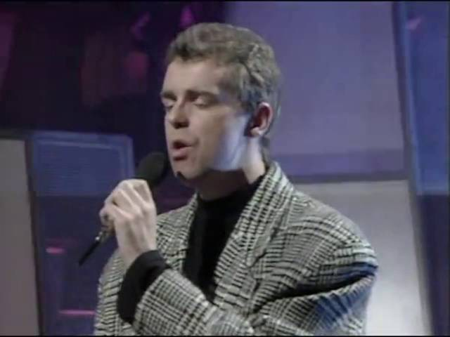 Pet Shop Boys - Rent (Top Of The Pops 22.10.87)