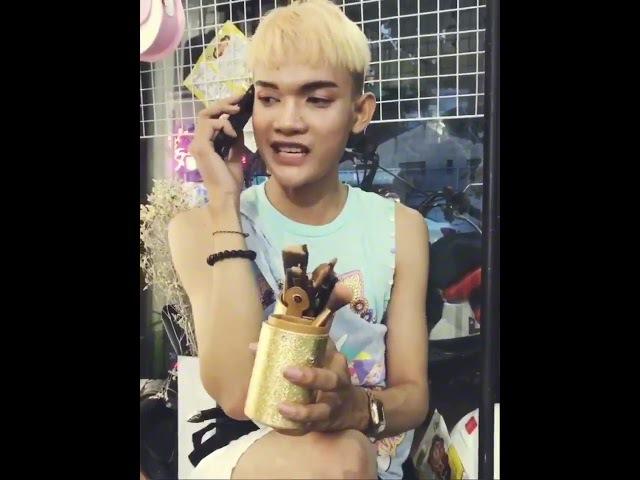 Khmer comedy Peypey Dy អ្នកលក់ហ្នឹងសមតែវាយហ្មង ក្រុមហ៊ុន LO