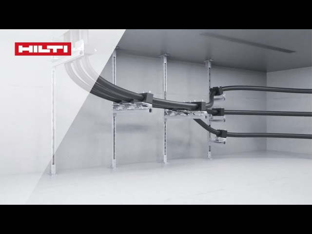 Монтажная система Hilti MR Сделано в России
