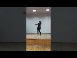 Саркисян Нарине - I wanna dance whit somebody
