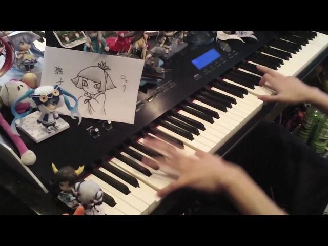 【ピアノ】「凛として咲く花の如く(NADESHIKO)」 を弾いてみた 【BEMANI】
