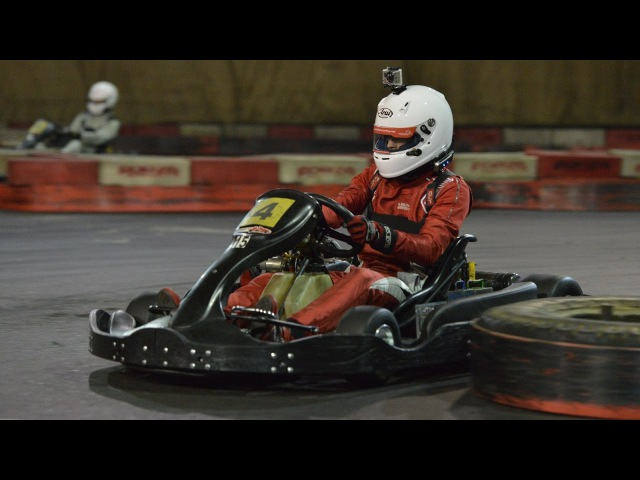 08.04.2017 MIKC11, Stage 6D. Forza Karting. Danilov-Novorussky Onboard. Active Rear Wing
