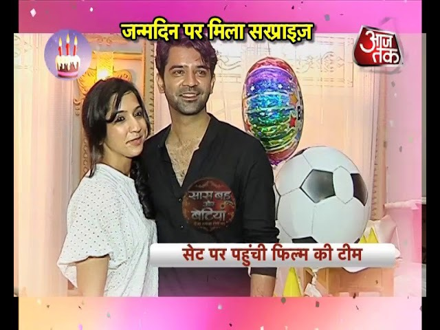 Barun Sobti's birthday Celebration And Plans