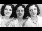Rock And Roll - Boswell Sisters