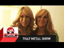 That Metal Show | Miss Box Of Fitness with Lita Ford | VH1 Classic