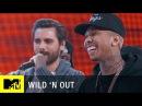 Wild 'N Out Tyga Scott Disick Cant Escape the Kardashian Cracks Wildstyle