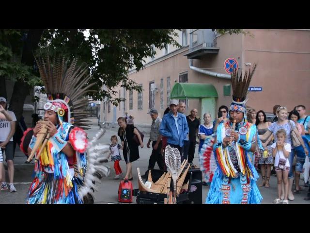 Pakari - Muchachos de Buen Corazón (DSC 0066), г.Курган, 26.08.2017 г.