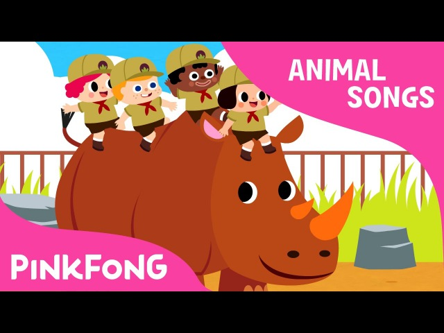 Peek-a-Zoo | Animal Songs | Pinkfong Songs for Children
