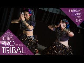 American Tribal Style by Elena Kim & Darya Kagarmanova (Almaty, KZ) PRO. TRIBAL BIRTDAY PARTY