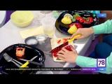 Как приготовить вкусный и полезный гарнир к мясу? Ответ в программе «Полезное утро»