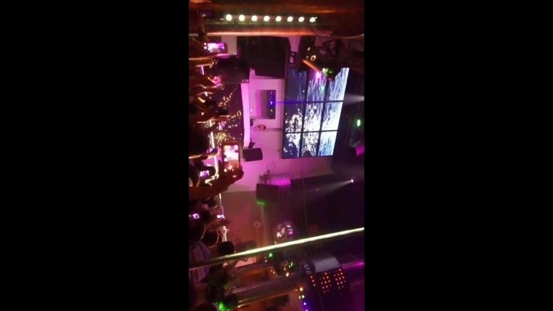 Выступление L'Оne (Black Star) в Soho Club, Ayia Napа