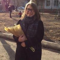 Анкета Иришка Смирнова