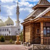 Великий Болгар.Музей Хлеба.Татарстан