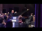 Бурлеска для фортепиано с оркестром. Финал. Р.Штраус
