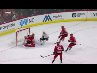 Highlights: CHI vs CAR Nov 11, 2017