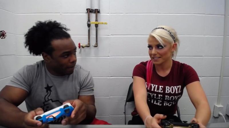 ALEXA BLISS on her love for The Lonely Island, NSYNC Panic! At The Disco! — Su