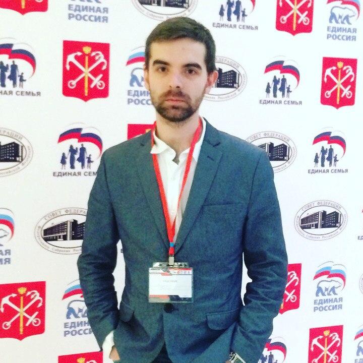 Dmitry Apryatkin, Санкт-Петербург - фото №3