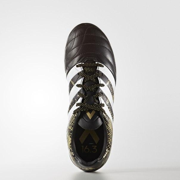 Футбольные бутсы ACE 16.3 Leather