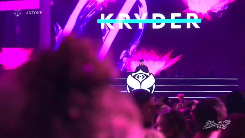 Kryder - Tomorrowland 2017 (Axtone Stage 29.07.2017) 720p HD