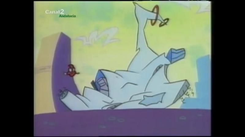 Sonic el Erizo Cap08 - Encuentros en la fase de Sonic