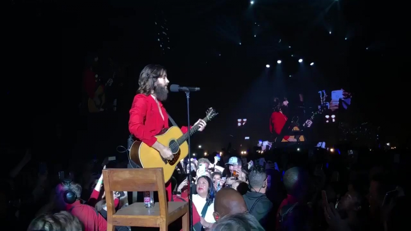 30 Seconds To Mars - The Kill (Bury Me) (KROQ Almost Acoustic Christmas)