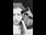 Zendaya The App: Прямой эфир 29.11.17