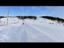 Сэн и таинственное исчезновение Тихиро Сноуборд и лыжи День 2
