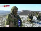 Учения разведки Росгвардии в Крыму (сюжет 1 канала)