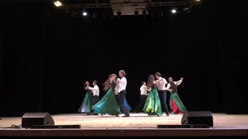Школа танца Семь и восемь Танцевальная команда Сверхновая Постановка Социальные роли Конкурс Грани