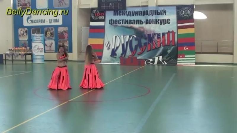 Виолетта Горбулина-Анастасия Мищенко. Русский берег-2013 15180