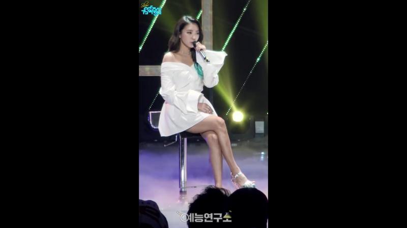 [예능연구소 직캠] 씨스타 론리 보라 Focused @쇼!음악중심_20170603 Lonely SISTAR BORA