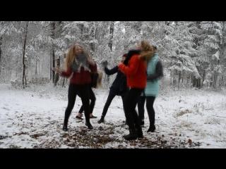 клип от 11 класса на песню жанны Фриске-Малинки