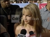 Britney Spears - AMA Red Carped 1999