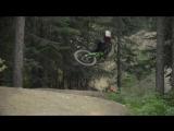 Rémy Métailler Speeds Up The Whistler Mountain Bike Park
