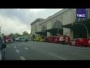 Авария поезда в Барселоне, не менее 48 человек пострадали