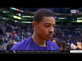 Tyler Ulis We feel like our second unit has a lot of firepower