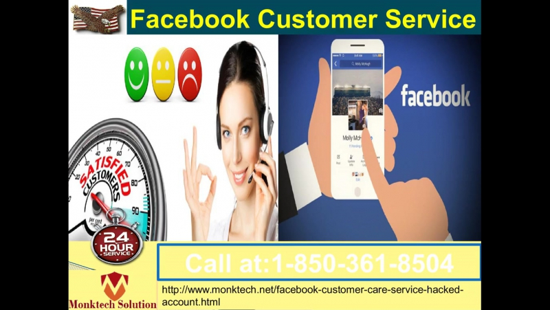 Facebook Customer Service 1-850-361-8504- A prompt and efficient aid