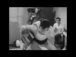 Беспощадная женская самооборона в 1947