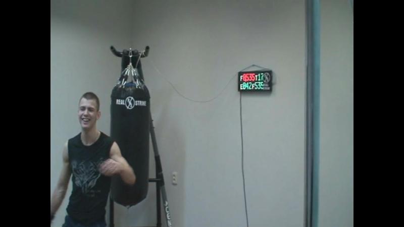 Павел Терещенко.17 лет.Собственный вес 68 кг. 606 кг в свободном стиле