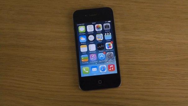 Продам айфон 4..8GBВ хорошому стані.2000грн.Тернополь😊