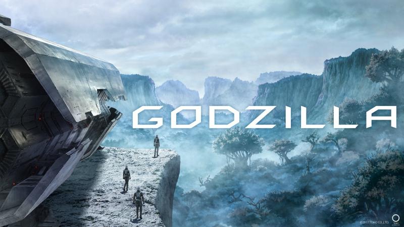 [WAT Studio] Godzilla: Kaijuu Wakusei russian trailer / Годзилла: Планета Монстра русский трейлер [AnubiasDK]